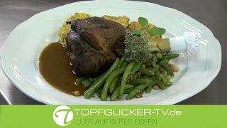 Geschmorte Lammhaxe | Topfgucker-TV