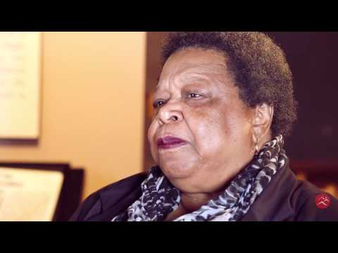 Billie Jean Young discusses Fannie Lou Hamer