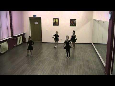 Группа СБТ (5-7 лет), полька ПОКРОВСКОЕ