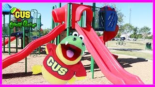 Outdoor playground for kids! Family Fun Children