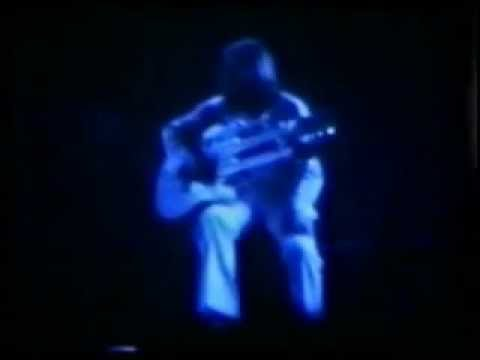 Led Zeppelin - Live in New York 6-10-77 (8mm film)