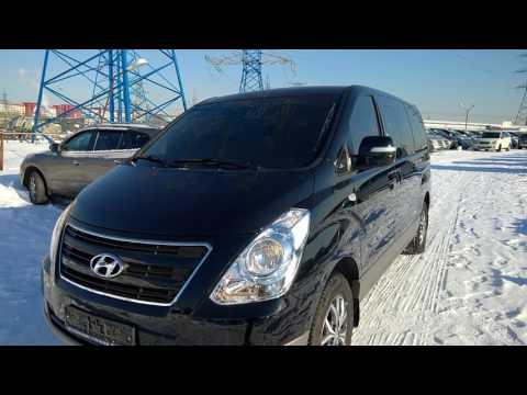 Hyundai grand starex 2017 снимок