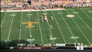 Sheldon Richardson vs Tennessee (2012)