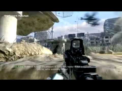 Call of Duty : Modern Warfare 2 в телепередаче \