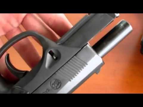 Pistola de Fogueo Bruni PX4 Storm