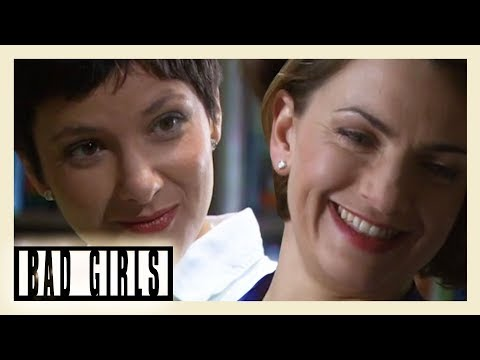 Nikki and Helen Meet in The Prison's Library | Season 1 Episode 6 | Bad Girls