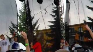 Video O půlnoci - 24. 7. 2010 křest Jediny opravdovy - festival