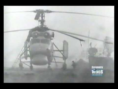 The Kamov Ka-25 (NATO reporting...