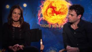 Nonton Katie Holmes   Luke Kirby Talk Touched With Fire Film Subtitle Indonesia Streaming Movie Download