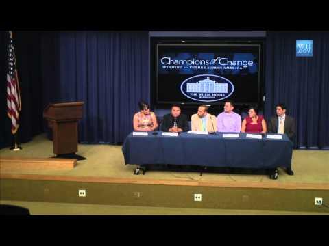 Champions of Change: Educators