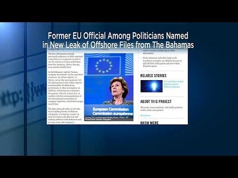 Διευθύντρια σε offshore όσο ήταν Επίτροπος η Νέλι Κρους