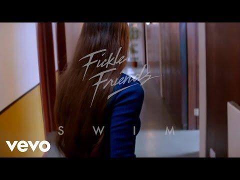 Fickle Friends reveal video for 'Swim'