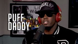 Hot 97 - Puff Daddy Drops Free Music #MMM & Feels The US Gov't Owes the Black Community