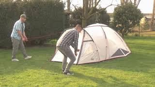 Палатка для семейного отдыха High Peak Alfena 3