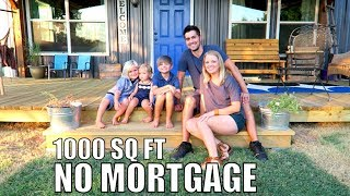 Meet the Latigo family - Rachel, Jared and their three kids. They sold more than half the stuff they owned, as well as their house, ...