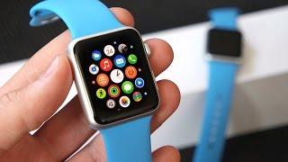 Apple Watch Sport Doppel-Unboxing, Größenvergleich Und Erster Eindruck - Felixba