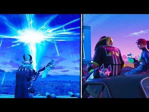 *NEW* Fortnite SPECIAL IN GAME EVENT INFO! (Fortnite Season 5 STORYLINE ENDING)