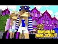 LITTLE CARLY'S NEW HOME!! w/Little Kelly (Minecraft Roleplay)