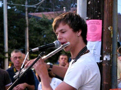 Rob Christian, Jazz Flute