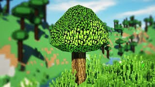 Minecraft REAL LIFE Shaders + No Cubes Mod is CRAZY (Ray Tracing)