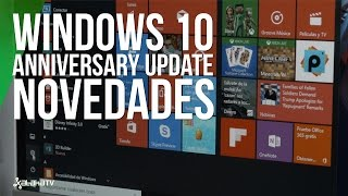 Windows 10 Anniversary Update, ¿qué cambia?
