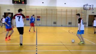 Półfinał Turnieju Piłki Nożnej Gimnazjalistów nr1
