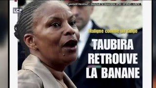 Video CHRISTIANE TAUBIRA FACE AU RACISME MP3, 3GP, MP4, WEBM, AVI, FLV September 2017