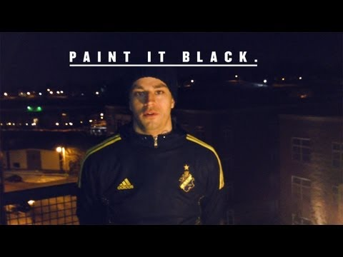 Paint it Black - Daniel Bång
