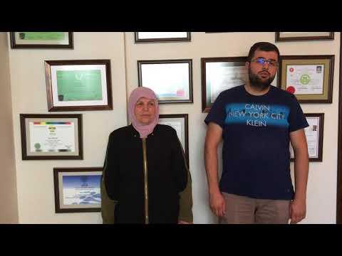 Saide Hocaoğlu - Bel Fıtığı Hastası - Prof. Dr. Orhan Şen