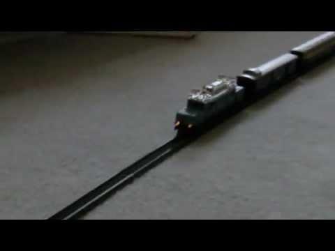 TT Scale Zeuke Karwendel Express Set - test