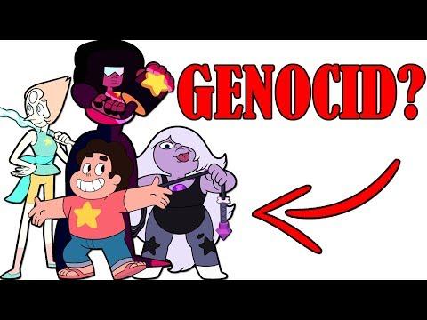 Teorii din desene: Steven Universe - Unde sunt oamenii?