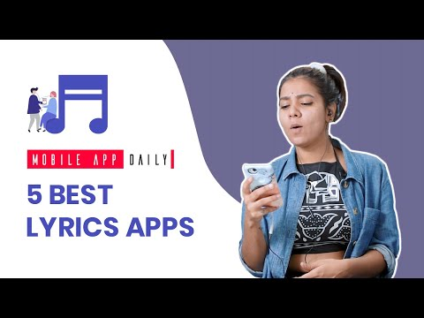 Best Lyrics Apps That You Must Try For Your Music Love | MobileAppDaily