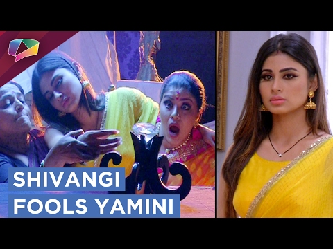 Shivangi Fools Yamini And Plans With Rudra | Naagi