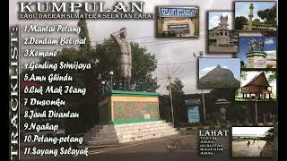 1 Kumpulan Lagu Palembang Sumatera Selatan Daerah Lahat
