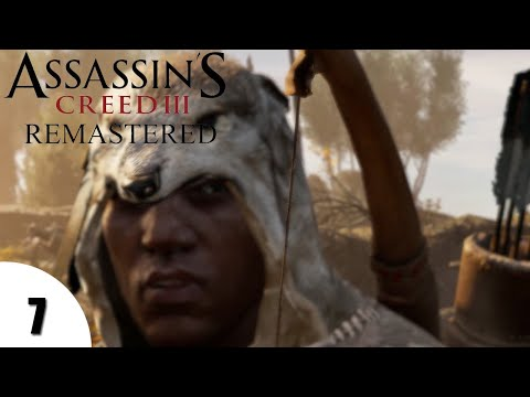 Assassin's Creed 3 Remastered - Sequence 7, 100% Sync