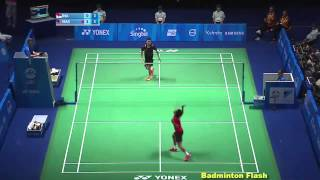 Video [Highlights][Lee Chong Wei Vs Firman Abdul Kholik][28th Sea Games] MP3, 3GP, MP4, WEBM, AVI, FLV Mei 2018