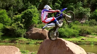 Subscribe to Channel: http://bit.ly/TheDirtBikeRiderWebsite: http://thedirtbikerider.com/..........................Read more..........................I hope you will like this amazing video, sorry for no bike sound. In this video you can see talented trial rider Devon Mackenzie 94 riding Sherco 4 stroke bike with amazing trial skills. He is from South Africa and factory rider for Sherco in Africa. If you want to see more enduro riding please subscribe to this channel and check his instagram account for more cool videos and photos.Rider: Devon MackenzieFilm/Edit: Kyle QuintaoInstagram: https://www.instagram.com/devonmackenzie94/?hl=enMY SHOP (Buy one, Support me):https://www.printmotor.com/thedirtbikerider/Social Media:Facebook : https://www.facebook.com/TheDirtbikeRiderInstagram: https://instagram.com/TheDirtbikeRiderSecond Channel: https://youtube.com/TheDirtbikeRider1994MY GEAR:ACTION CAMERA: http://amzn.to/2hootjgGOPRO GIMBAL: http://amzn.to/2gCKLOEOTHER CAMERA: http://amzn.to/2hoszIdBEST MICROPHONE: http://amzn.to/2gGTduKMusic:Title: Trivecta - Believe (feat. Connor Zwetsch)iTunes Download Link: https://itunes.apple.com/us/album/monstercat-best-of-dubstep/id1188452961Listen on Spotify: https://open.spotify.com/album/24YG3yxFaOBnHKhOSRN9ZbVideo Link: https://www.youtube.com/watch?v=li0diS4sJT8&t=21s