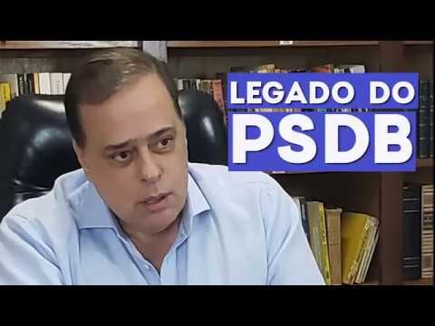Paulo Abi-Ackel: Legado do PSDB e perspectivas do partido para 2020