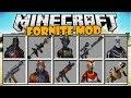 Las Armas Más Poderosas De Fornite En Minecraft