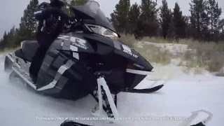 7. Arctic Cat 2017 ZR LXR Ride Package