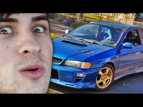 Anthony Ruins My Car!
