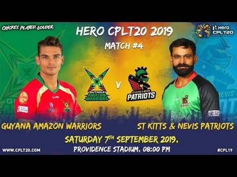 MATCH 4 Highlights | #GAWvSKP | #CPL19