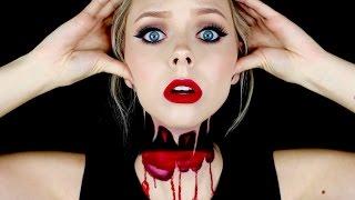 Headless Halloween Makeup Tutorial | Cosmobyhaley