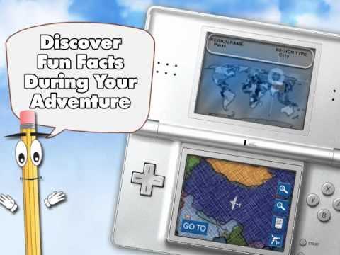 Crayola Treasure Adventures Nintendo DS