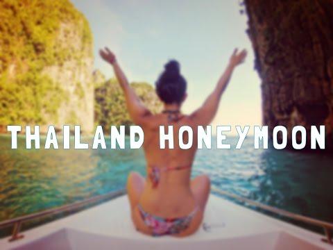 EPIC THAILAND HONEYMOON 2016