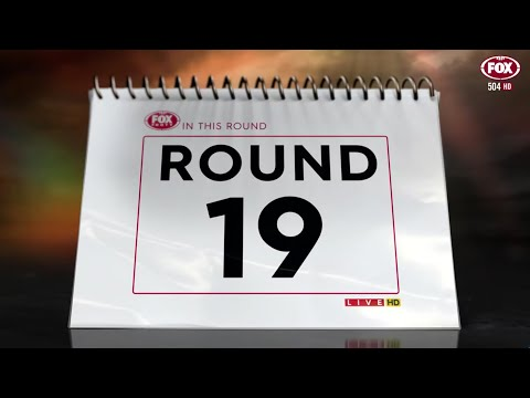 In This Round - Round 19 | Bounce