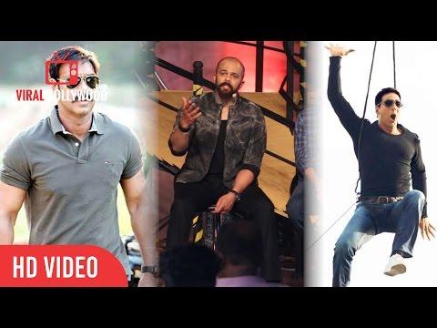 Akshay kumar And Ajay Devgan Are The Real Stuntmen In Bollywood | Rohit Shetty