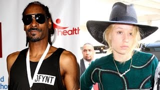 Iggy Azalea Calls Snoop Dogg Two Faced After Nasty Instagram
