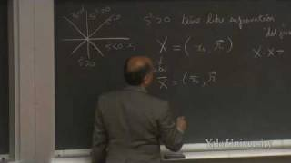 14. Introduction To The Four-Vector