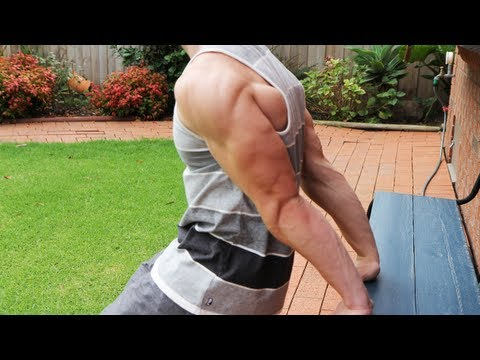 Intense Home Tricep Hypertrophy Workout: No Weights!